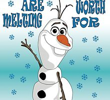 Olaf - Frozen by Slice-of-Pizzo