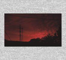1007 - HDR Panorama - Dawn Kids Tee