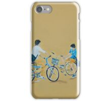 Face Mask iPhone Case/Skin