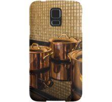 saucepans Samsung Galaxy Case/Skin