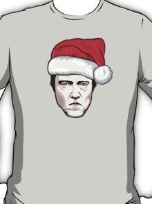 Christopher Walken - Christmas T-Shirt T-Shirt