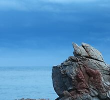 Rock against the sea by mrivserg