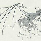 Dragon by wayatsagi