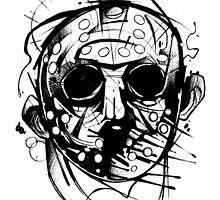 Jason Doodle by Jeremy Harburn
