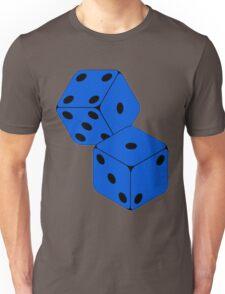 TUMBLING DICE Unisex T-Shirt