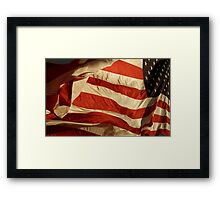 Freedom of Our Fathers Framed Print