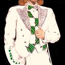 Clay Aiken as Sir Robin  by Carliss Mora