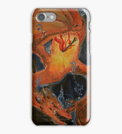 Fire and Water iPhone Case/Skin