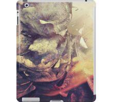 IX Orange Fall iPad Case/Skin