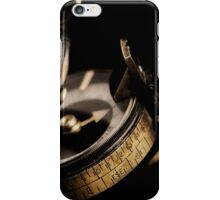 Verners Points iPhone Case/Skin