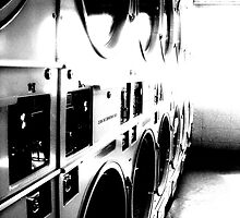 Laundromat by simplicityphoto