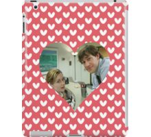 Jim and Pam iPad Case/Skin