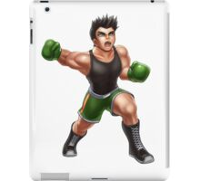 Little Mac iPad Case/Skin