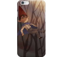 Wirt- Over the Garden Wall iPhone Case/Skin