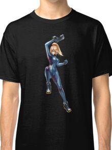 Zero Suit Samus (Smash 4) Classic T-Shirt