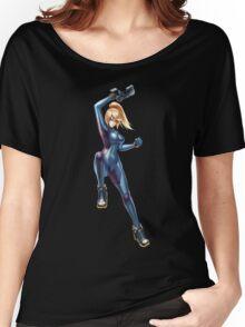 Zero Suit Samus (Smash 4) Women's Relaxed Fit T-Shirt