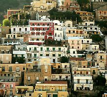 Positano by Sashy