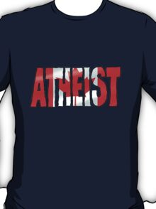 CANADIAN ATHEIST T-Shirt
