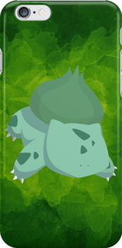 Bulbasaur by cluper