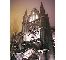 Belgium Cathedral Photographic Print