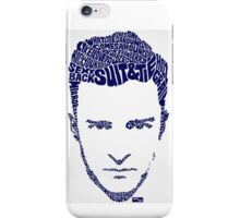 Justin Timberlake iPhone Case/Skin