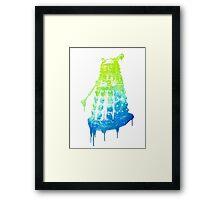 Dalek Framed Print