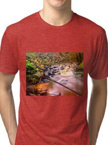 Exotic long exposure Tri-blend T-Shirt