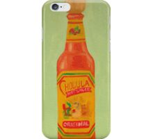 Cholula iPhone Case/Skin