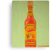 Cholula Canvas Print