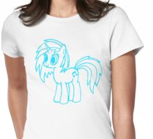 DJ Pon-3 in the house Womens Fitted T-Shirt