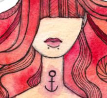 caraphernelia Sticker