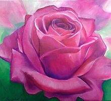 Rose  by Lori Elaine Campbell