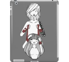 Red tape iPad Case/Skin