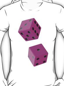 TUMBLING DICE-2 T-Shirt