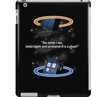Pretend it's a plan! iPad Case/Skin