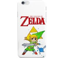 Link, I am a Legend iPhone Case/Skin