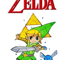 Link, I am a Legend by Roes Pha