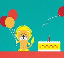 Happy Birthday by notDaisy