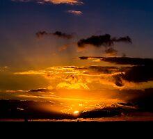 Glorius Sky by Lee Wilson