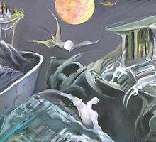 Mutant landscape  by Alejandro Silveira