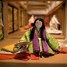 Lady in Kimono by AquaMarina