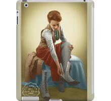 Columbia postcard iPad Case/Skin