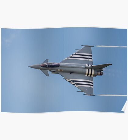 Pulling G Force Poster