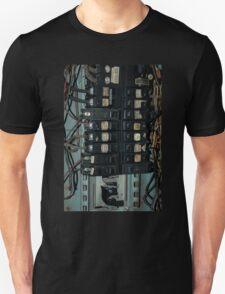 Fuse and Breaker Box Unisex T-Shirt