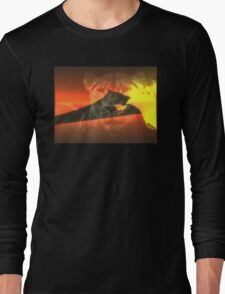 Soul Reflections (Collaboration with Marion Cullen) Long Sleeve T-Shirt