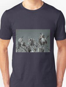 Milkweed HDR Unisex T-Shirt