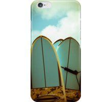 Vintage Surf Boards iPhone Case/Skin