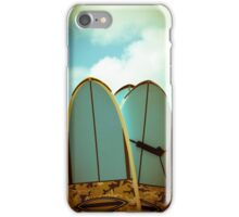 Vintage Surf Boards iPhone Case/Skin
