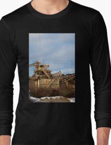Mining Equipment and Conveyors 2 Long Sleeve T-Shirt