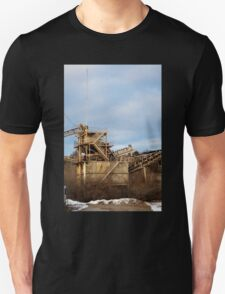 Mining Equipment and Conveyors 2 Unisex T-Shirt